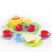 4-Serving Tea Set 22 pcs