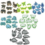 Jumbo Stampers (Set Of 48)