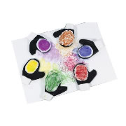 Painting Mitts (Set Of 6)