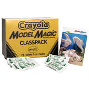 Crayola® Model Magic Classpack (75 - 1 oz. packs)