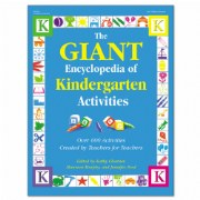 Giant Encyclopedia Of Kindergarten Activities