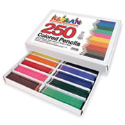 Colored Pencils Class Pack
