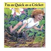 Quick As A Cricket Big Book