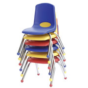 Classic Chrome Chair 10 Inch