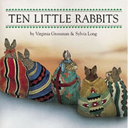 Ten Little Rabbits (Paperback)