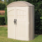 Highboy Storage Shed