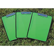 Outdoor Clipboards, Set of 3