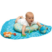 Boppy® Tummy Play Pad - Stripe A' Dot
