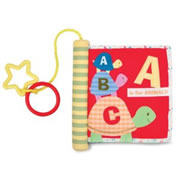 "Smarty Kids ""A"" is for Animals Cloth Book"