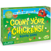 Count Your Chickens™ Cooperative Board Game