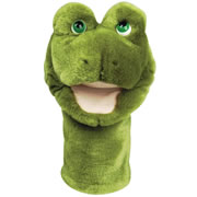 Frog Bigmouth Puppet