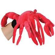 Lobster Glove Puppet
