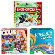 Classic Junior Games (Set of 3)