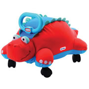 Pillow Racers Dino