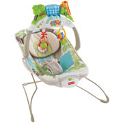 Rainforest Deluxe Bouncer