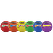 Super Squeeze Basketball Set (Set of 6)