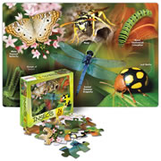 Insects Floor Puzzle