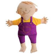 Ten Fingers & Toes Puppet