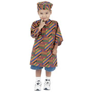 Multi-Ethnic Ceremonial Costume - African Boy