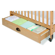 Compact Crib Drawer Kit
