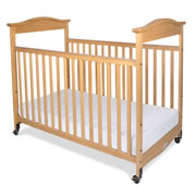 Biltmore™ Full-Size Fixed-Side Clearview Crib - Natural