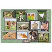 Our Pets Floor Puzzle