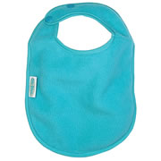 Fleece Bib Snap Closure