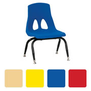 "Stackable 17 1/2"" Chair"