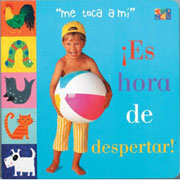 Es Hora de Despertar (Board Book)