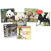 Smithsonian Zoo Picture Books (Set of 6)