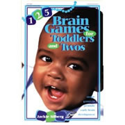 125 Brain Games For Toddlers and Twos - Paperback