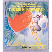 The Big Hungry Bear (Board Book)