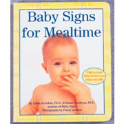 Baby Signs for Mealtime (Board Book)
