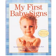 My First Baby Signs (Board Book)