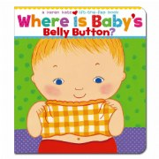 Where is Baby's Belly Button (Board Book)