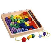 Kaplan Primary Beads in a Box