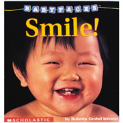 Baby Faces: Smile (Board Book)