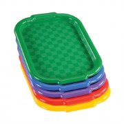 Flat Activity Trays