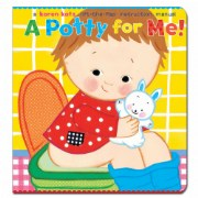 A Potty for Me - Board Book