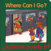Where Can I Go? - Board Book