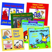 Good Beginnings Bilingual Board Books (Set of 6)