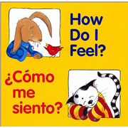 How Do I Feel? - Bilingual Board Book