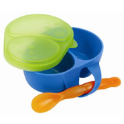 E-Z Grip First Feeding Bowl and Spoon
