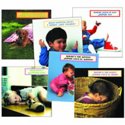 Picture Bilingual Books (Set of 6)
