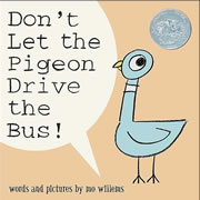 Don't Let the Pigeon Drive the Bus! Hardback