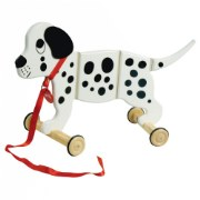 Spotty The Dog Pull Toy
