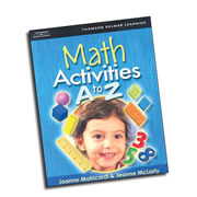 Math Activities from A to Z