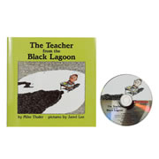 The Teacher From The Black Lagoon Book and CD