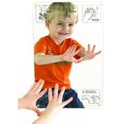 Childrens Handwashing Mirror
