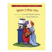 When I Miss You - Paperback